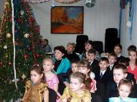 Школьный праздник «Зимняя сказка»